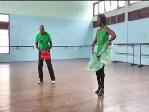 Raiz Cuba Academy Dance Guaguanco y Yambú