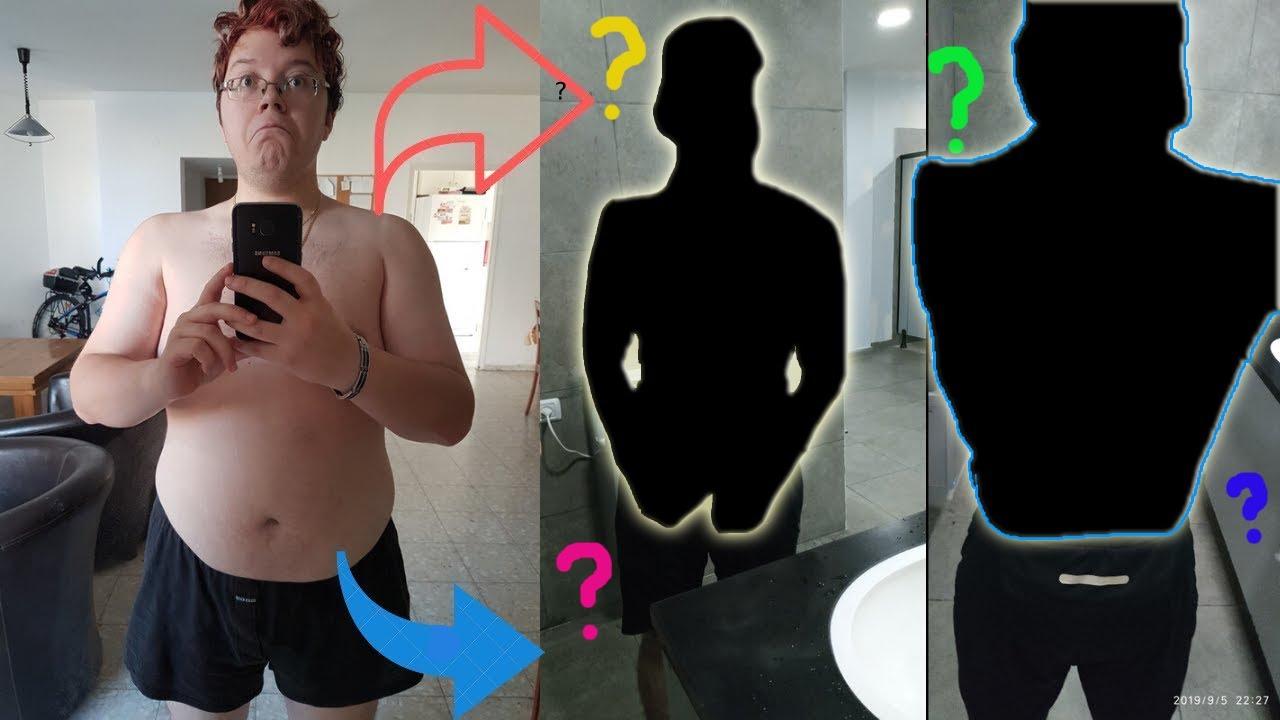 Natty The Fatty 3 years body transformation from fatty to natty, inspirational & motivational video