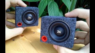 Demo - Stereo Subwoofer Bass Test