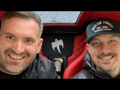 Did DDE BUY a Koenigsegg?!