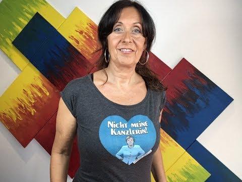 #Chemnitz und der #Weltfriedenstag - Anja Heussmann von LOVEstorm people ❤