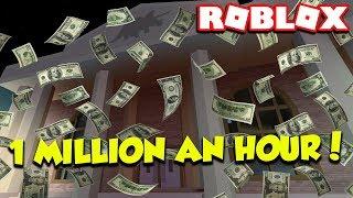*UPDATE* NEW DINOSAUR MUSEUM & HOW TO MAKE 1 MILLION IN AN HOUR | Roblox Jailbreak