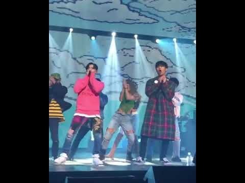 Jay Park and Sik-k dancing to yacht