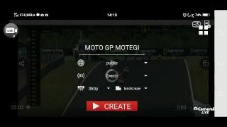 MOTO GP MOTEGI