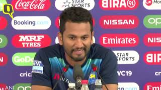 Not Just Rohit, Ready for All: Sri Lanka Skipper Dimuth on World Cup Clash vs India | The Quint