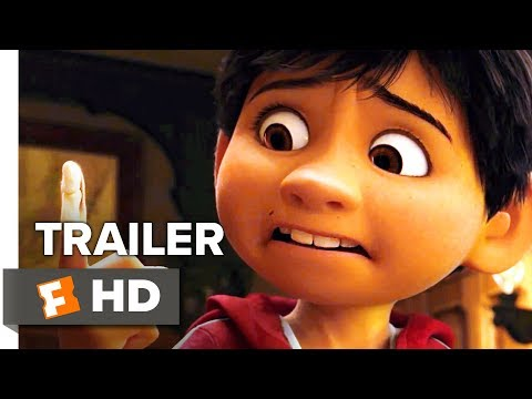 Coco Trailer - Movieclips Trailers,