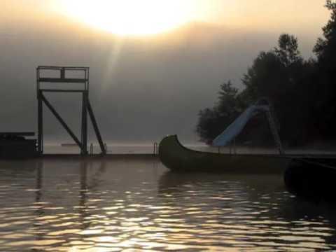 Camp Ouareau: Chanson des Monitrice 2009 - Cow Stunts Song 2009