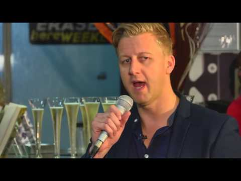 Gareth Cliff on 'Why he publish a second book, Cliffhanger?'