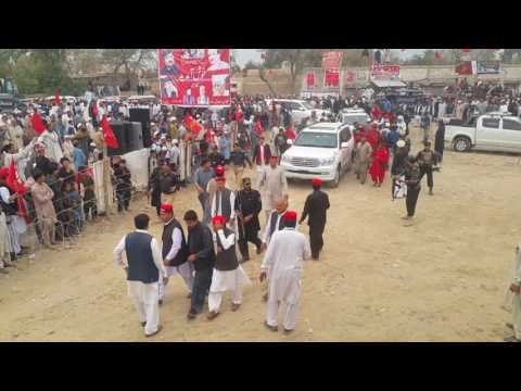 Awami national party Ghoriwala Bannu jalsa