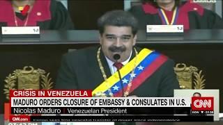 Baixar Maduro Raises The Stakes, Closing Venezuelan Offices In The U.S.