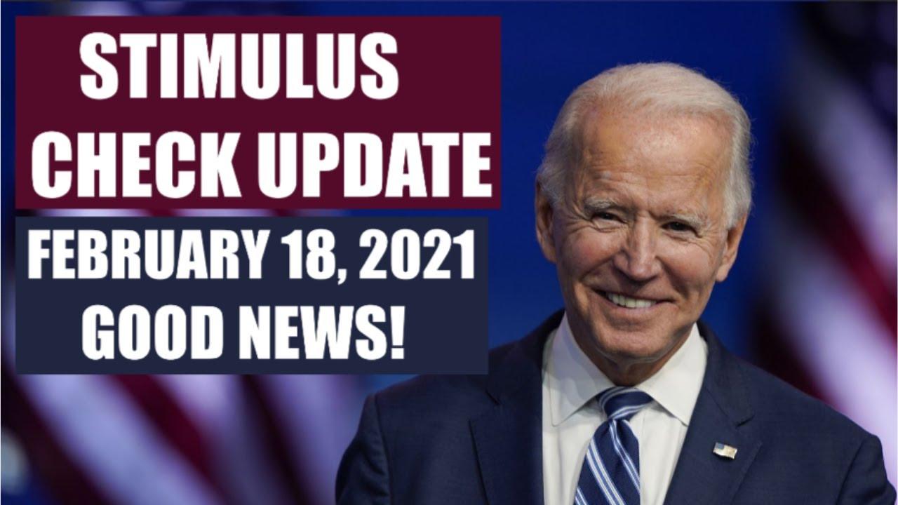 Download $1400 THIRD STIMULUS CHECK UPDATE | FEBRUARY 18 UPDATE FOR STIMULUS CHECK 3 (STIMULUS PACKAGE)