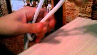 Верёвочная лестница(В этом видео я объясню как вяжется верёвочная лестница., 2015-03-27T16:14:56.000Z)