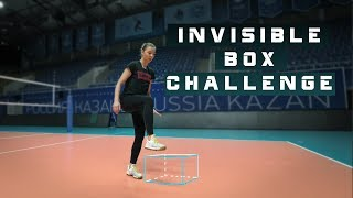 INVISIBLE BOX CHALLENGE by Kabi