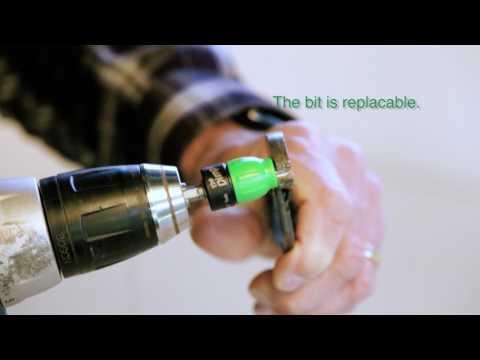 SHEETROCK BRAND The Dimpler - Screw Setting Tool 340800