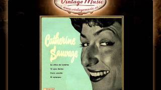 Catherine Sauvage -- Paris Canaille (VintageMusic.es)