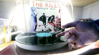 The Kills - Last day of magic/Goodnight Bad Morning - vinyl version