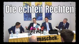 Maschek – Die echten Rechten