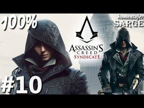 Zagrajmy w Assassin's Creed Syndicate (100%) odc. 10 - Posiadłość Edwarda Kenwaya