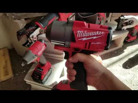 Milwaukee Top 10 New Tools From 2017 Media Event #NPS17