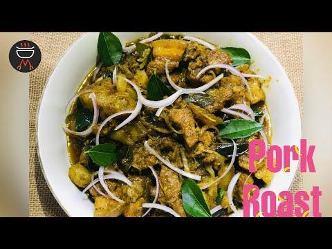 pork-roast- -pork-fry- -kerala-pork-fry- -pork-ularthiyathu