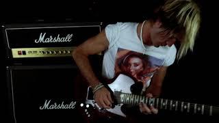 Beat It - Michael Jackson ft. Eddie Van Halen - (Guitar solo cover)