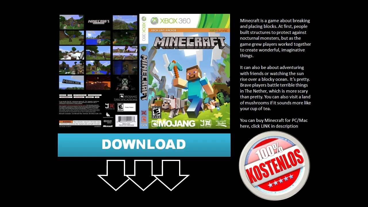 Minecraft Sp Download Kostenlos