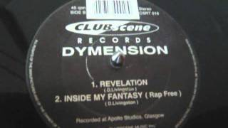 Dymension inside my fantasy ( Rap Free )