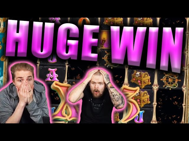 HUGE WIN on PIRATE KINGDOM MEGAWAYS - Casino Slots Big Wins