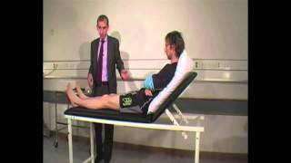 Neurology - Topic  7 - Motor examination of the lower limbs