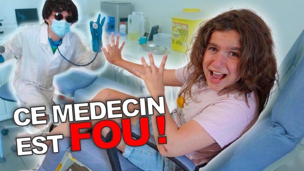 Download NE PAS ALLER CHEZ LE DOCTEUR OUBLIÉ ! (SKETCH)