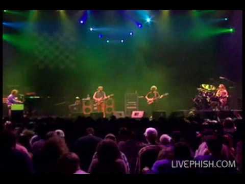 Chalk Dust Torture - Phish - Orlando, FL 11-14-95 (High Quality Audio)