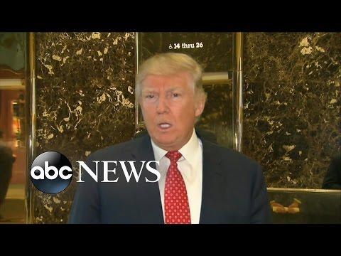 Trump Expected to Name Jared Kushner as a Senior Adviser