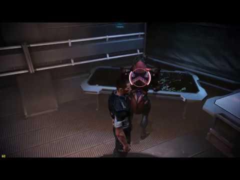 Прохождение Mass Effect 3 #16 Возвращение с Задания
