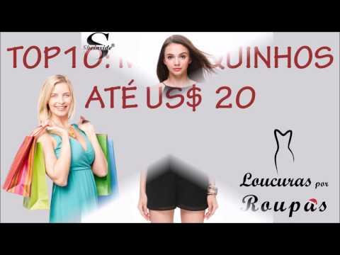 TOP 10 MACAQUINHOS ATÉ US$ 20