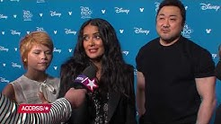 [Interview#1] The Eternals cast at Disney's D23 Expo 2019_Ma Dong Seok/Don Lee/마동석