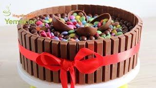 Dikkat Aşırı Çikolata İçerir - Çikolata Bombası Pasta / Pasta Tarifi