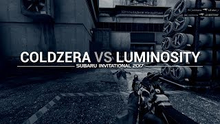 Subaru Invitational 2017: Coldzera vs Luminosity