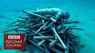 Как выглядит первый в Европе музей на дне океана