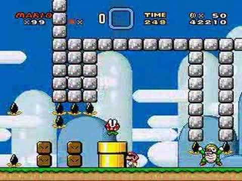 Asshole mario video stage 1