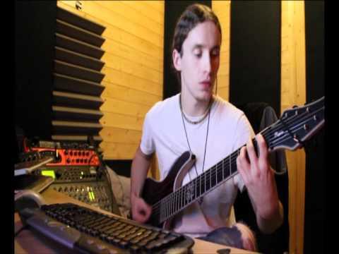 TesseracT Concealing Fate Part 5 - Mayones Regius Guitar Play Through