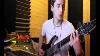 TesseracT Concealing Fate Part 5 - Mayones Regius Guitar Play Through