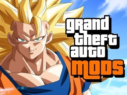 telecharger et installer dragon ball z mod sur gta san andreas facile et gratuit youtube