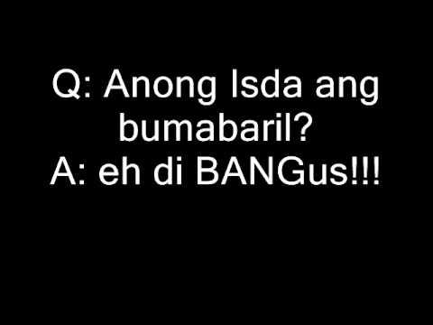 Pinoy Q & A Jokes - Fish Jokes :D