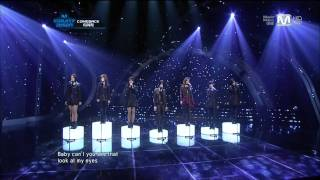 [1080p HD] T-ara - Cry Cry (Ballad Ver) + Cry Cry : ComeBack Stage