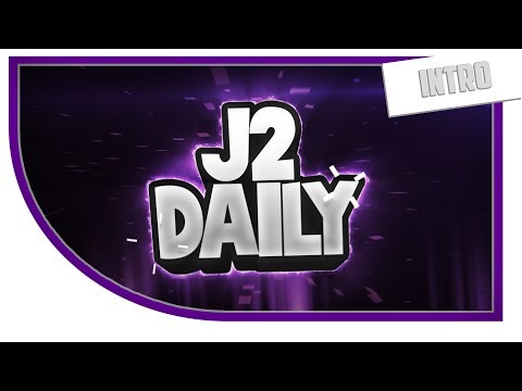J2 Daily's Paid Professional YouTube Intro 100 Likes?!