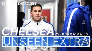 Exclusive behind the scenes insight into Huddersfield vs Chelsea at...