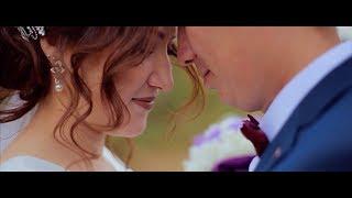 Красивый свадебный клип. Оренбург. Ясный. 89096003215 Свадебный ролик