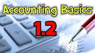 Accounting Basics 1.2 - Income Statement