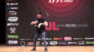 2013 East Japan Yo-Yo Contest B Block 5A Sora Ishikawa