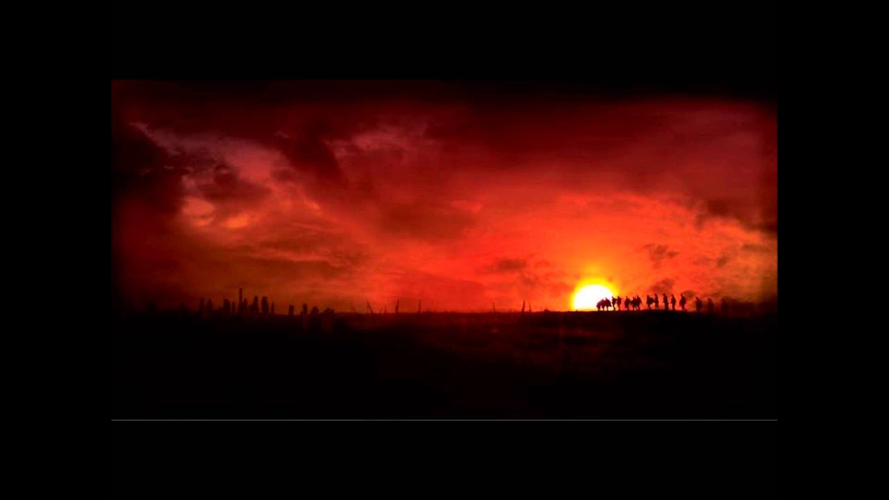 at the going down of the sun - photo #17